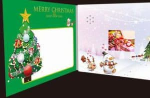 Greeting Cards and Video Business Cards